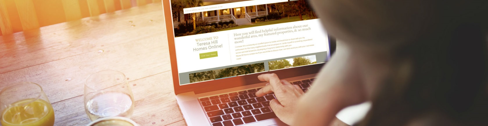 Tips to Improve Your Real Estate Website